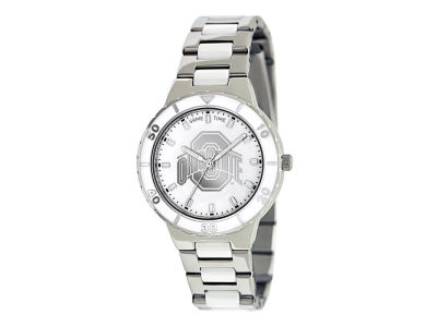 Ohio State Buckeyes Pearl Series Ladies Watch