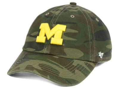 Michigan Wolverines '47 NCAA Harlan '47 FRANCHISE Cap