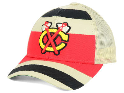 Chicago Blackhawks Reebok NHL Winter Classic CCM Trucker Snapback Cap