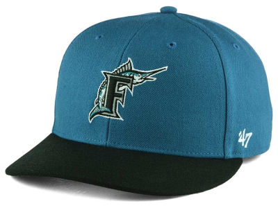 Florida Marlins '47 MLB Coop '47 MVP Cap