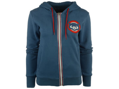 Chicago Cubs MLB Women's TY Hooded Sweatshirt