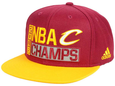 Cleveland Cavaliers adidas 2016 NBA Locker Room Finals Champ TC Snapback Cap