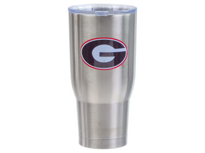 Georgia Bulldogs 32oz Stainless Steel Keeper