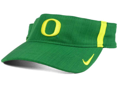 Oregon Ducks Nike NCAA Sideline Aero Visor