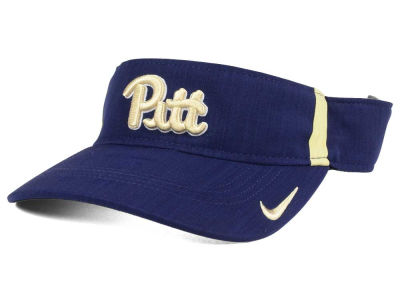 Pittsburgh Panthers Nike NCAA Sideline Aero Visor