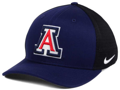 Arizona Wildcats Nike NCAA Aero Bill Mesh Swooshflex Cap