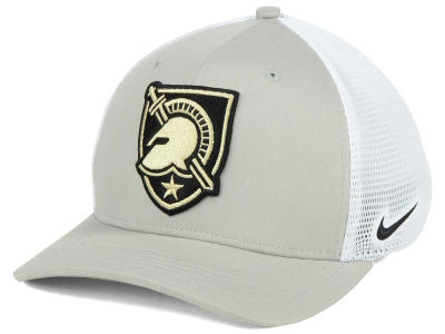 Army Black Knights Nike NCAA Aero Bill Mesh Swooshflex Cap