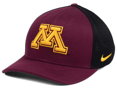 Minnesota Golden Gophers Nike NCAA Aero Bill Mesh Swooshflex Cap