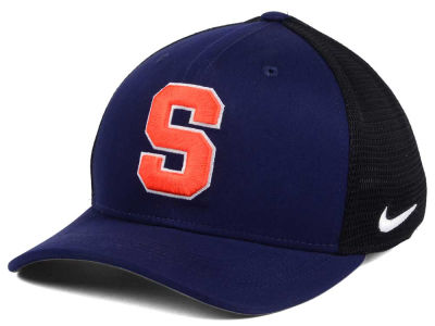 Syracuse Orange Nike NCAA Aero Bill Mesh Swooshflex Cap