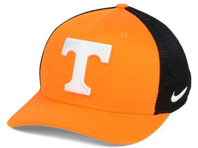 8661cbf4724 Tennessee Volunteers Nike NCAA Aero Bill Mesh Swooshflex Cap