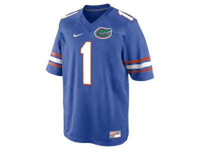 Florida Gators #1 Nike NCAA Men's Limited Football Jersey