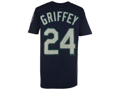 Seattle Mariners Ken Griffey Jr. Majestic MLB Infant Official Player T-Shirt