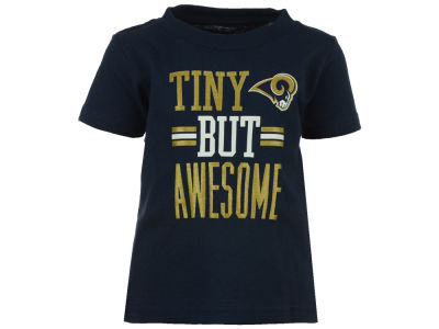 Los Angeles Rams Outerstuff NFL Infant Tiny But Awesome T-Shirt