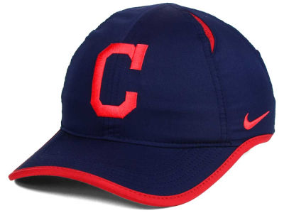 Cleveland Indians Nike MLB Dri-Fit Featherlight Adjustable Cap