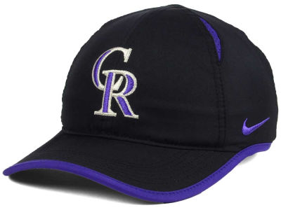 Colorado Rockies Nike MLB Dri-Fit Featherlight Adjustable Cap