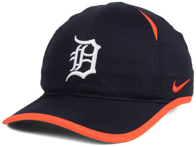 Detroit Tigers Nike MLB Dri-Fit Featherlight Adjustable Cap