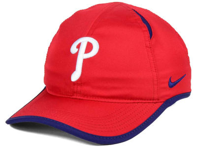 Philadelphia Phillies Nike MLB Dri-Fit Featherlight Adjustable Cap