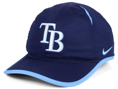 Tampa Bay Rays Nike MLB Dri-Fit Featherlight Adjustable Cap