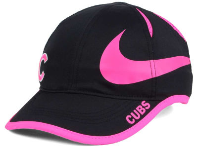 Chicago Cubs Nike MLB Women's Featherlight Adjustable Cap