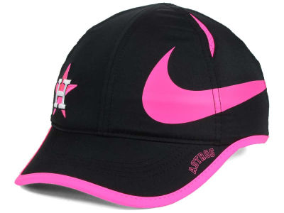 Houston Astros Nike MLB Women's Featherlight Adjustable Cap