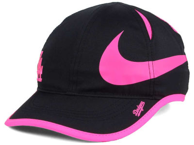 Los Angeles Dodgers Nike MLB Women's Featherlight Adjustable Cap