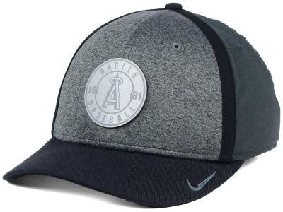 77e8119a283 Los Angeles Angels Nike MLB Reflective Swooshflex Cap