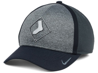 Chicago White Sox Nike MLB Reflective Swooshflex Cap