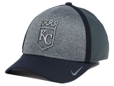 Kansas City Royals Nike MLB Reflective Swooshflex Cap