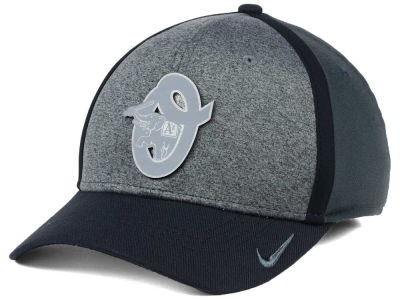 Oakland Athletics Nike MLB Reflective Swooshflex Cap