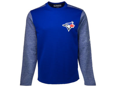 Toronto Blue Jays Majestic MLB Men's On-Field Tech Fleece
