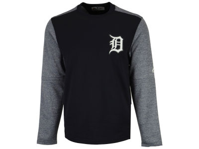 Detroit Tigers Majestic MLB Men's On-Field Tech Fleece