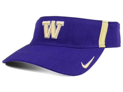 Washington Huskies Nike NCAA Sideline Aero Visor