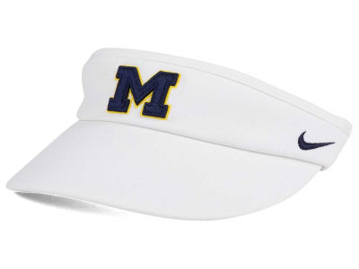 Michigan Wolverines Nike Sideline Dri-Fit Visor Chase