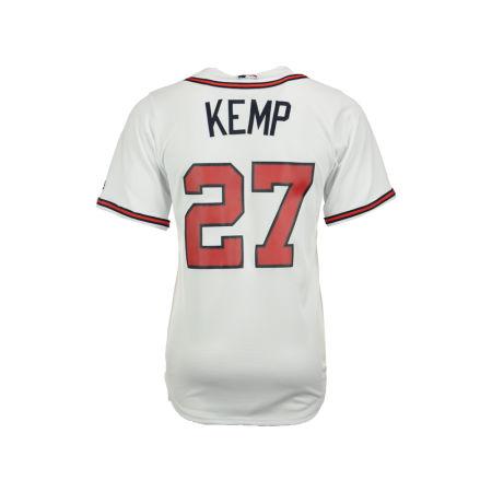 Atlanta Braves Matt Kemp Majestic MLB Men's Player Replica Cool Base Jersey