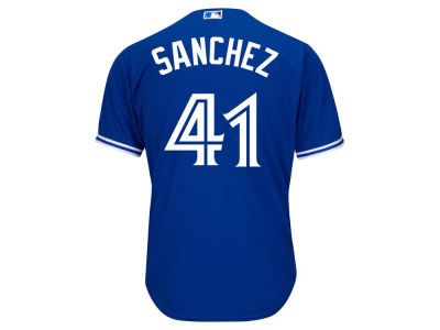 Toronto Blue Jays Aaron Sanchez MLB Men's Player Replica CB Jersey