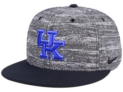 Kentucky Wildcats Nike NCAA Col True Heathered Snapback Cap