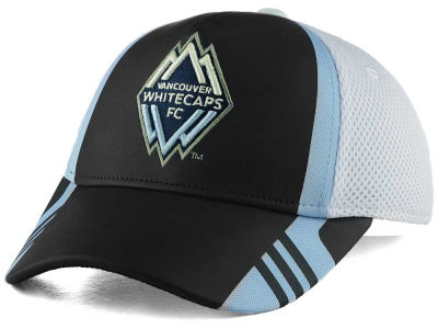 Vancouver Whitecaps FC Reebok MLS Youth Sky Skin Structured Flex Cap