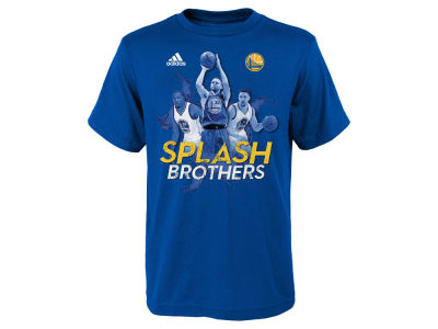 Golden State Warriors NBA Youth Splash Brothers T-Shirt