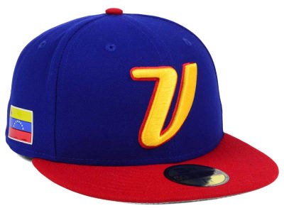 Venezuela New Era World Baseball Classic 59FIFTY Cap