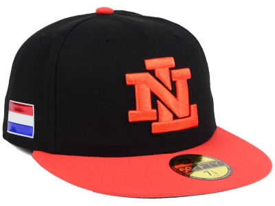 Netherlands New Era World Baseball Classic 59FIFTY Cap