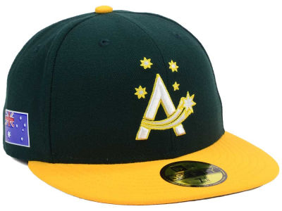 Australia New Era World Baseball Classic 59FIFTY Cap