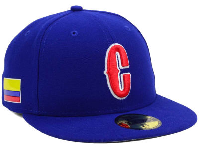 Colombia New Era World Baseball Classic 59FIFTY Cap