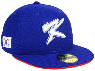 South Korea New Era World Baseball Classic 59FIFTY Cap