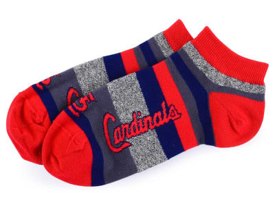 St. Louis Cardinals Women's Mountain Stripe Sock