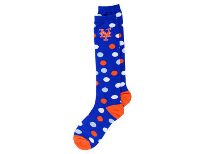 New York Mets Women's Polka Dot Socks