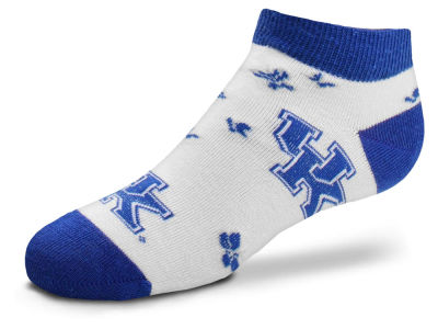 Kentucky Wildcats For Bare Feet Toddler Butterfly Dance Socks