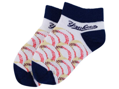 New York Yankees Toddler Baseball Stack Socks
