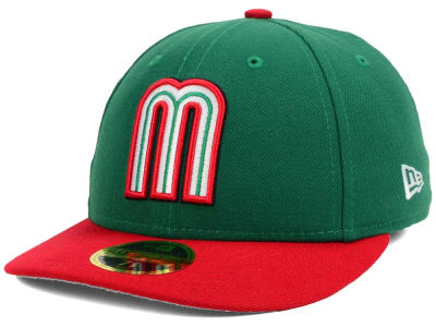 Mexico New Era 2017 World Basball Classic Low Profile 59FIFTY Cap