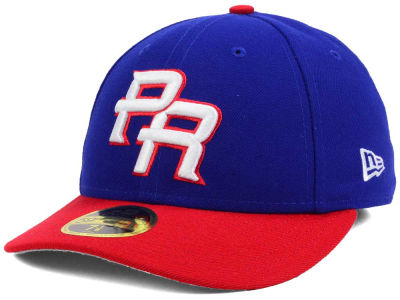 Puerto Rico New Era 2017 World Basball Classic Low Profile 59FIFTY Cap
