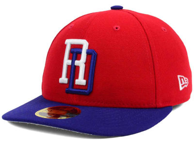 Dominican Republic New Era 2017 World Basball Classic Low Profile 59FIFTY Cap
